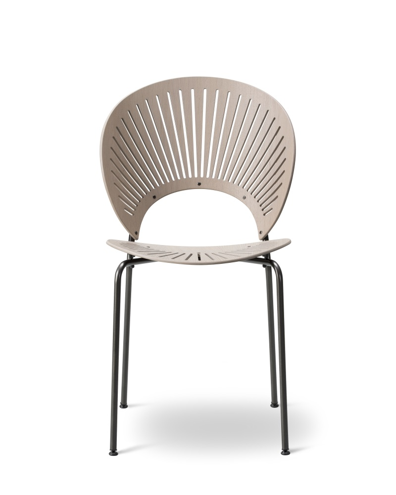 Fredericia Trinidad tuoli, musta