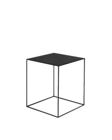 Zeus BIG BROTHER table, musta runko ruosteenvärinen kansi